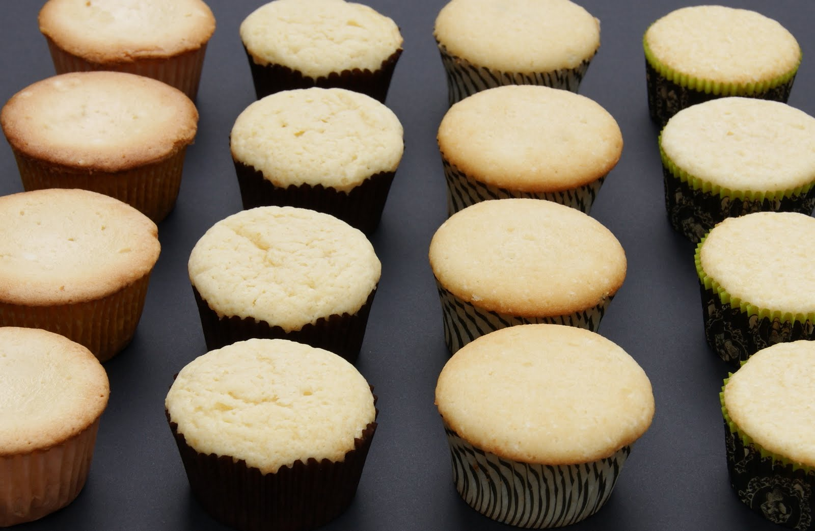 The BEST vanilla cupcakes with the BEST coffee buttercream frosting. A ...