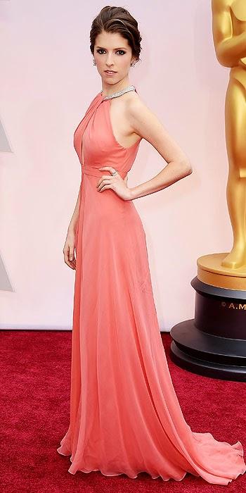 Fashion Police 2015 Oscars Anna Kendrick in Thakoon