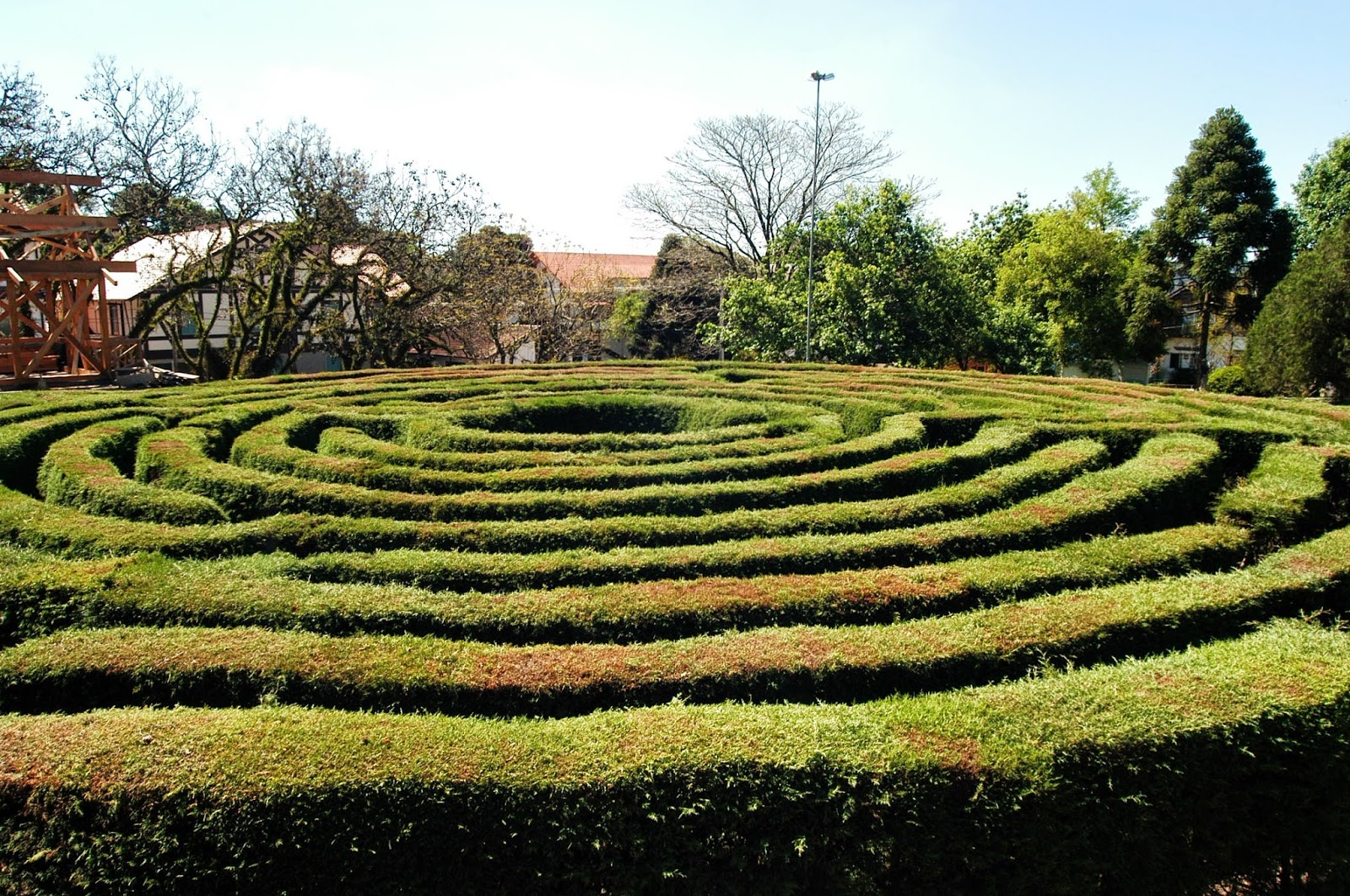 O Labirinto Verde de Nova Petrópolis