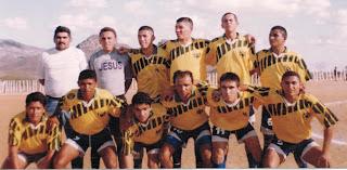 Seleção de Ibaretama - 1999/2000