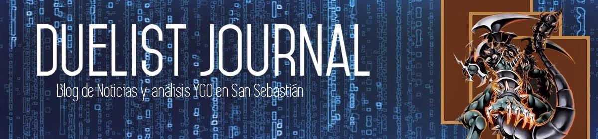 San Sebastian Duelist Journal