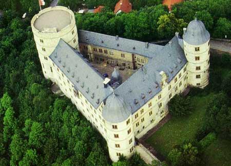 Castillo de Wewelsburg Wewelsburg