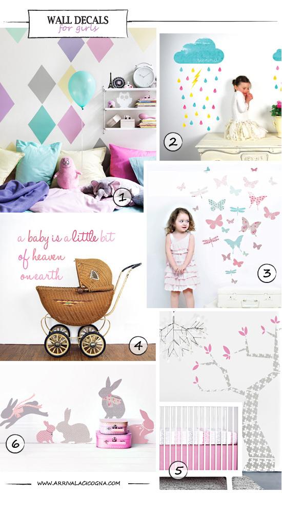 best nursery wall stickers