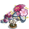 FarmVille Azalea Bonsai II Tree - FvLegends.Com