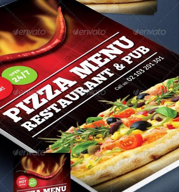 flyer pizza psd free mersn proforum co