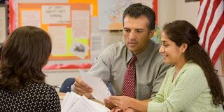 teacher meeting