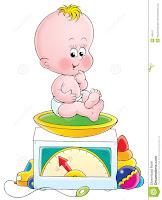 A szoptatott csecsemő gyarapodása
