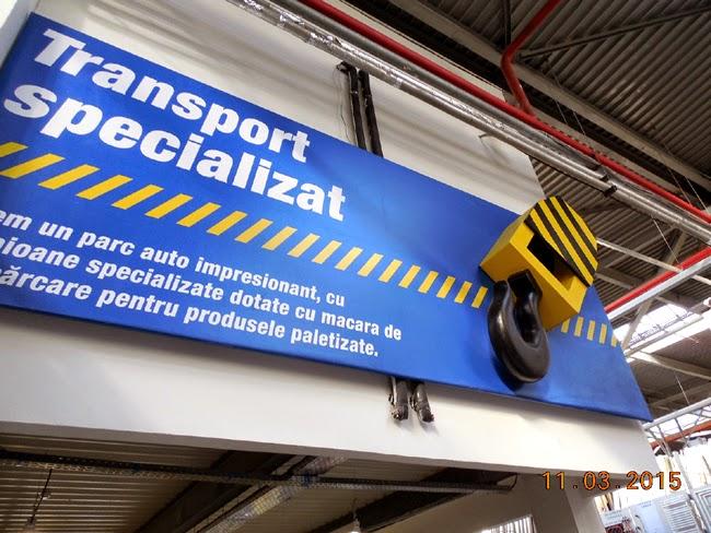 transport specializat