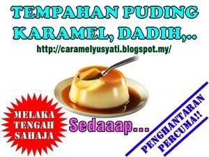 Produk Caramel Yusmady