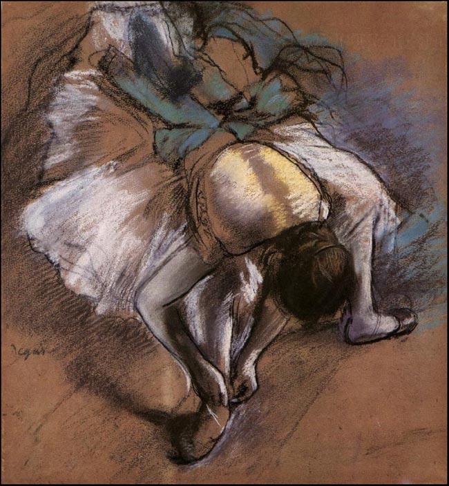 ART & ARTISTS: Edgar Degas - part 2