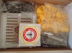Ana arı üretim seti