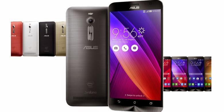 Kelebihan dan Kekurangan ASUS ZenFone 2