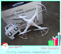 Ohuhu QuadCopter Drone: A Gift IDea for Men