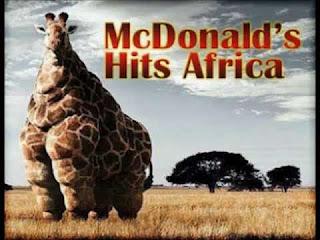 McDonald's sebabkan obesitas
