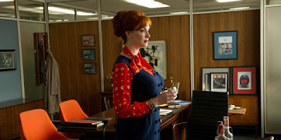 Mad Men S06E03. Collaborators - Joan