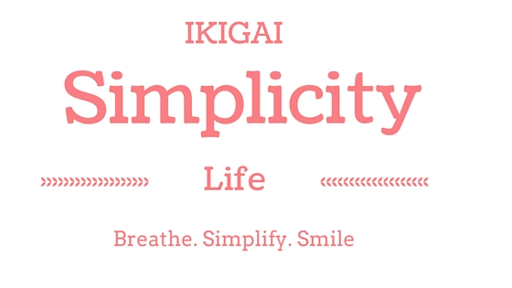 A reason for being (ikigai)
