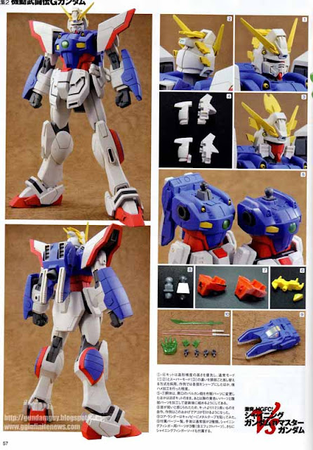 HGFC Shining Gundam review