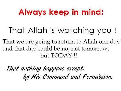 Always Keep In Mind