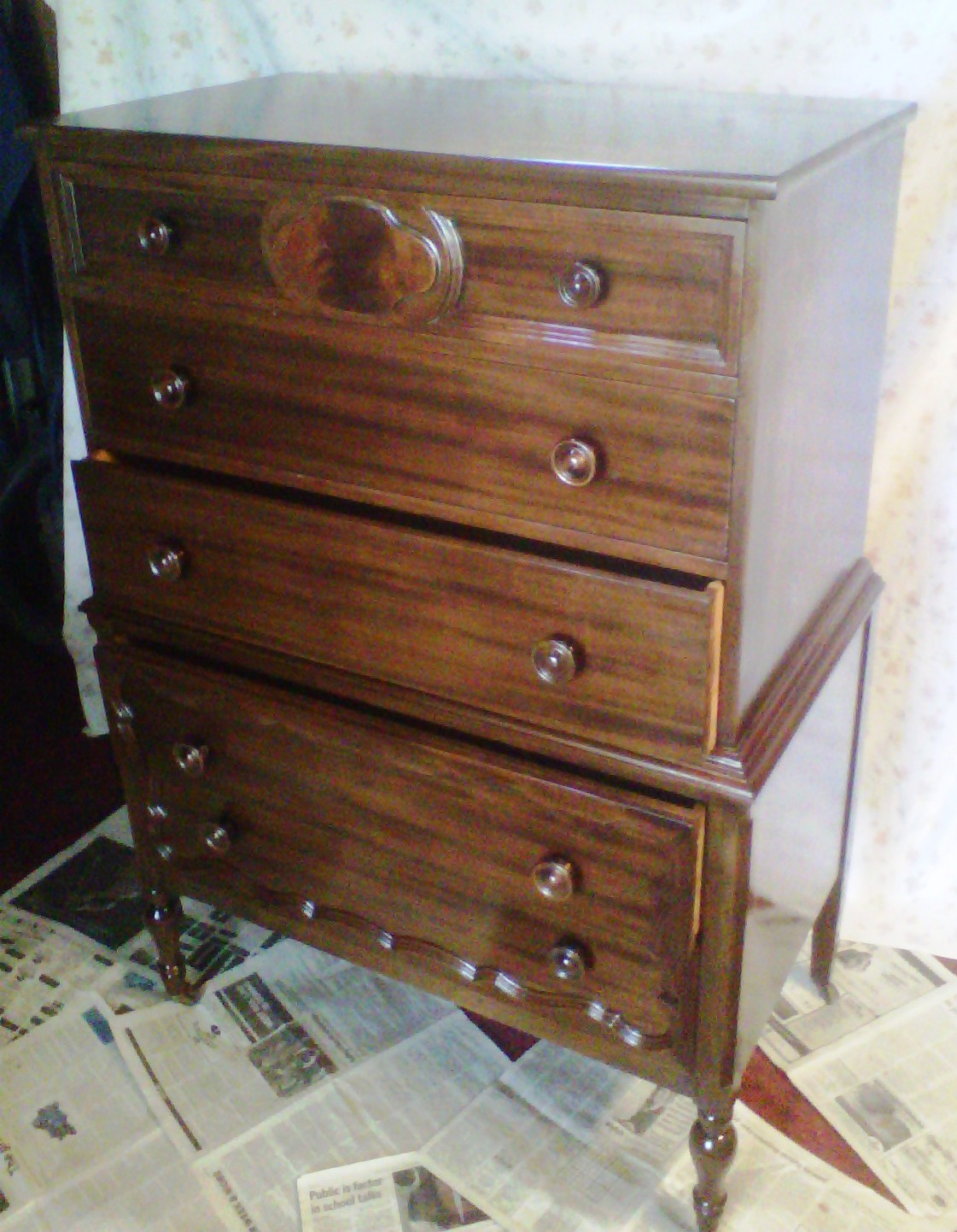 Sligh Furniture Antique Dresser - Sligh Furniture Antique Dresser Antique Furniture
