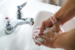 Mencuci Tangan Bukan Cuci Tangan