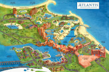 Atlantis Bahamas Map