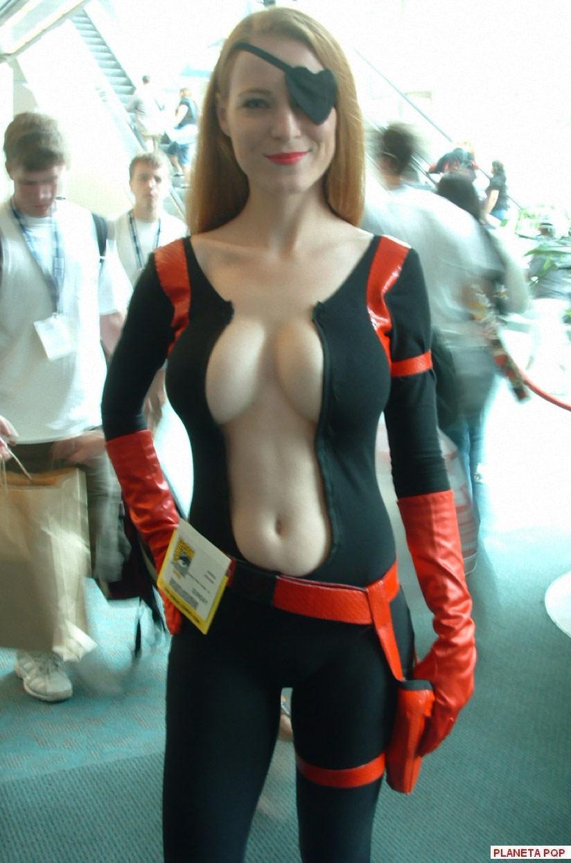 cosplays occidentales