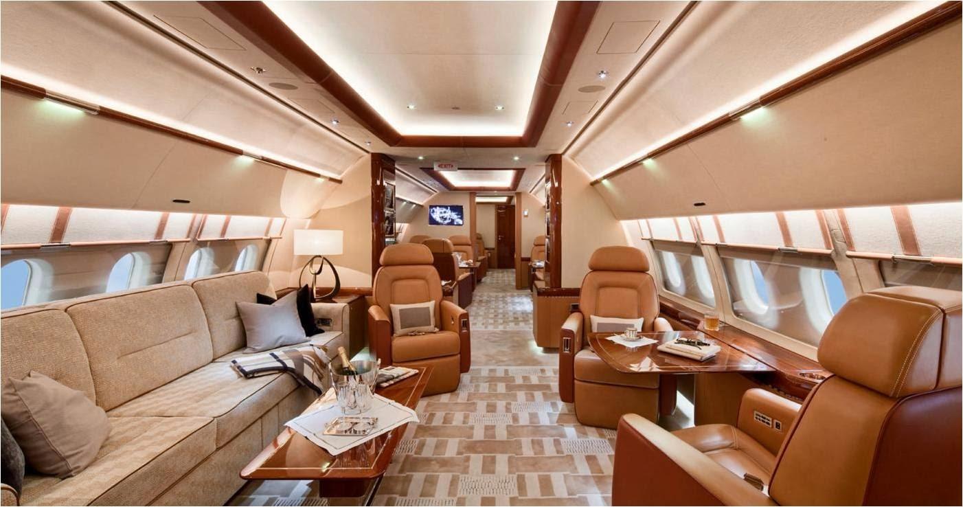 Luxury Life Design The Ultimate Luxury Airbus Acj319 Private Jet