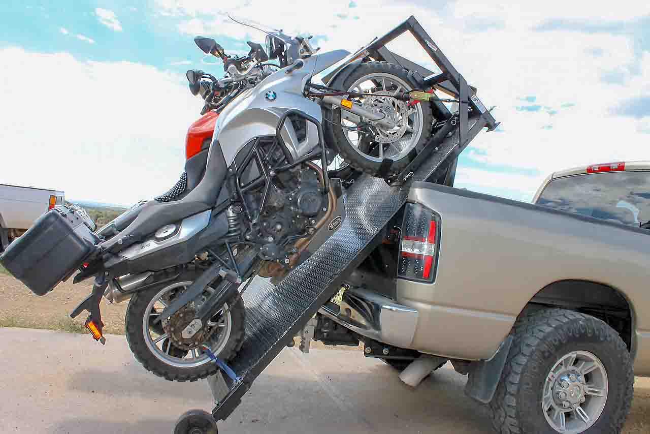 Amerideckmidwest Amerideck Motorcycle Towing
