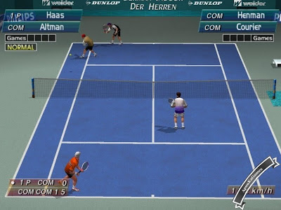 Virtua Tennis 1 Screenshots