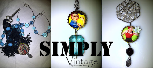 Simply Vintage by Santana Rose