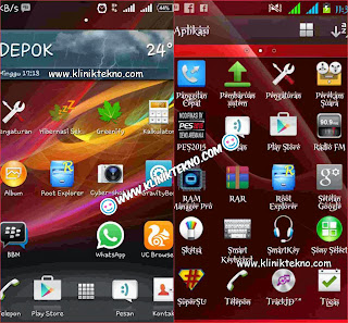 Custom Rom Smooth Gamming For Smartfren Andromax C2 New JB