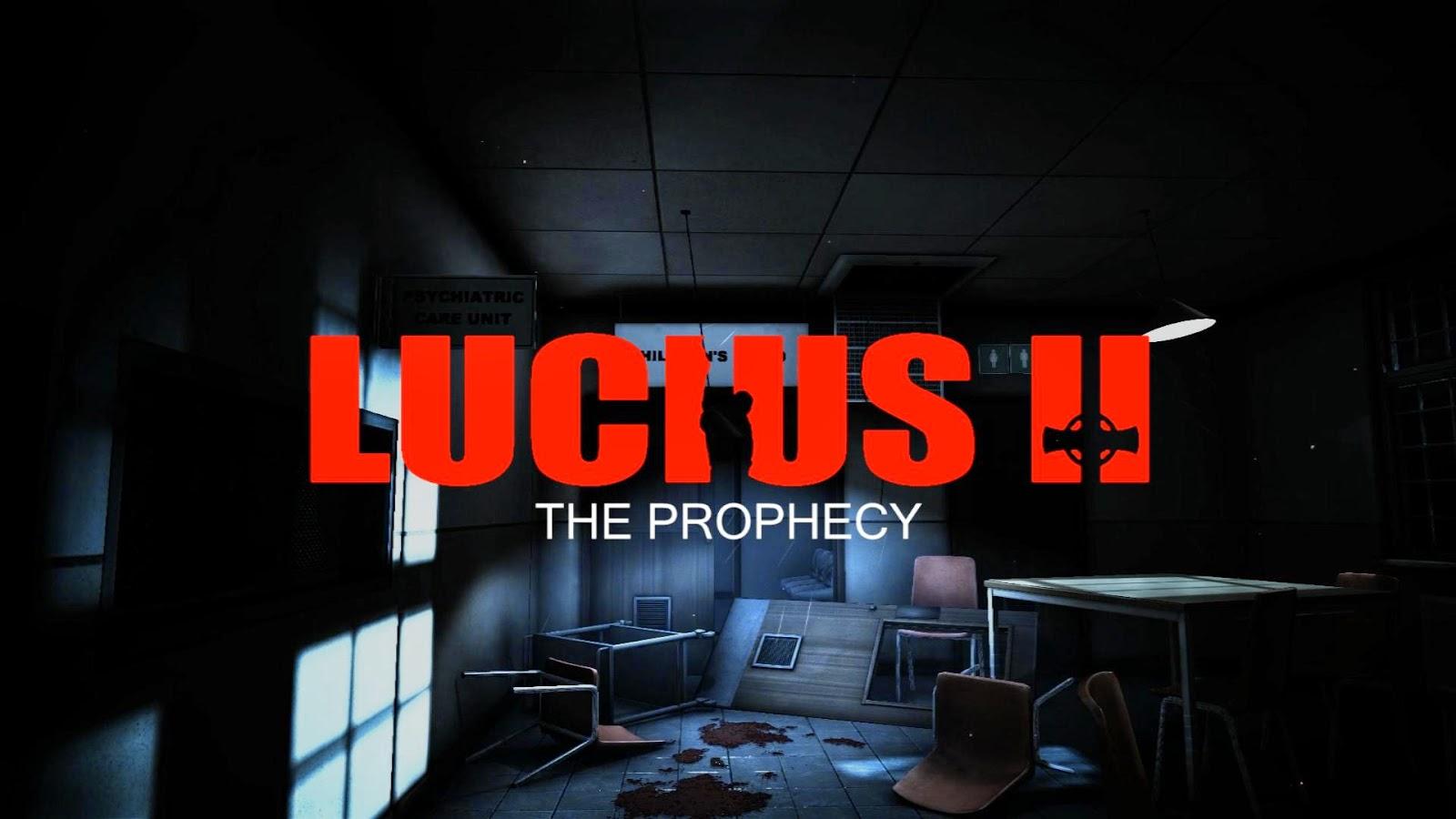 Lucius II The Prophecy KeyGen