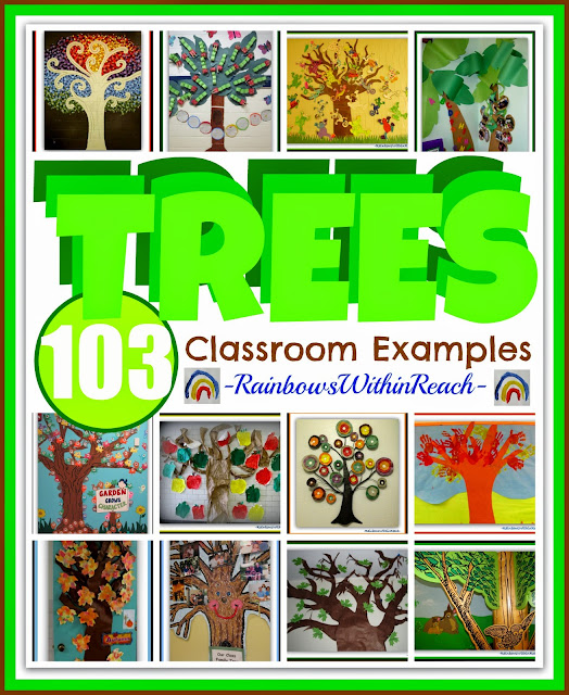 133 TREE Projects in the Classroom at RainbowsWithinReach