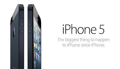 iphone+5 Inilah 10 SmartPhone Terbaik 2013