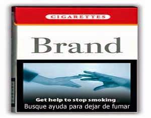 busque ayuda para dejar de fumar