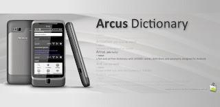 Arcus Dictionary Pro v1.7.2 Apk
