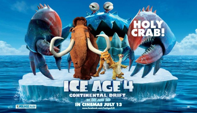 ICE AGE 4,ICE AGE,DOWNLOAD FILM ICE AGE 4,ICE AGE 4 POSTER
