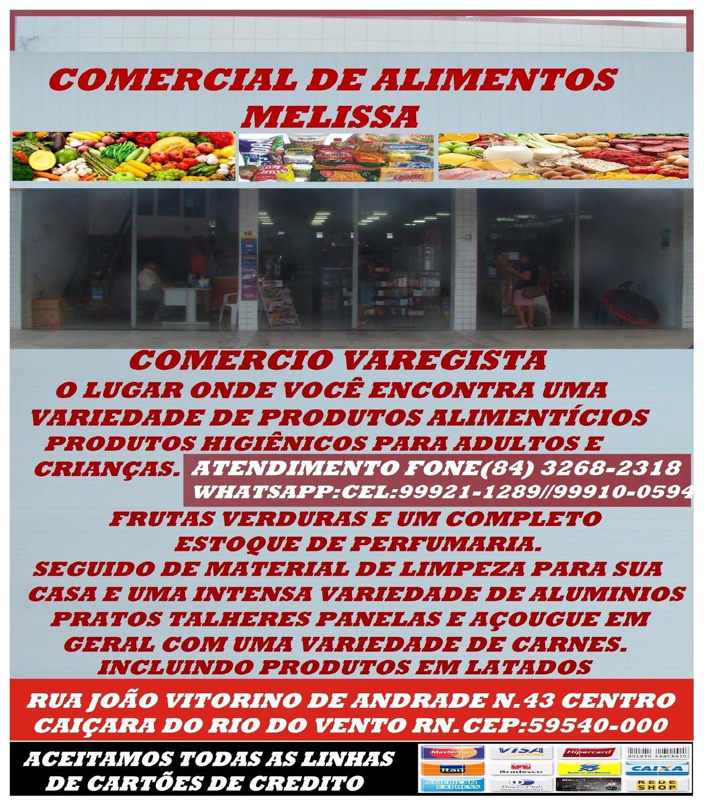 COMERCIAL DE ALIMENTOS MELISSA