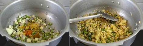 how to prepare vegetable khichdi
