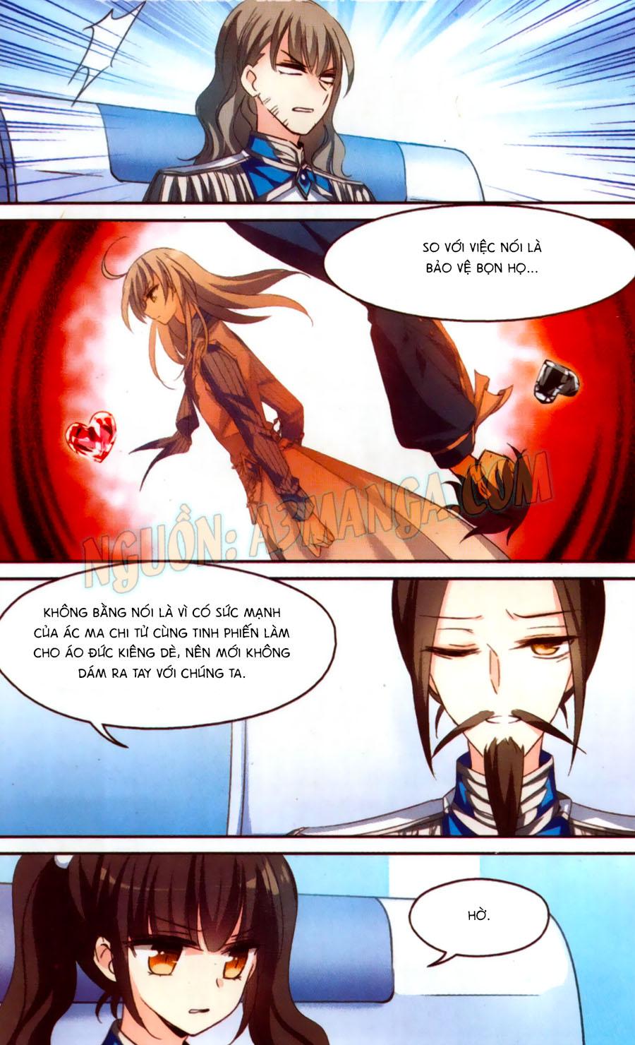 Xuyên Duyệt Tây Nguyên 3000 chap 182 page 9 - IZTruyenTranh.com