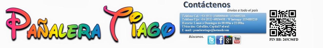 Pañalera Tiago