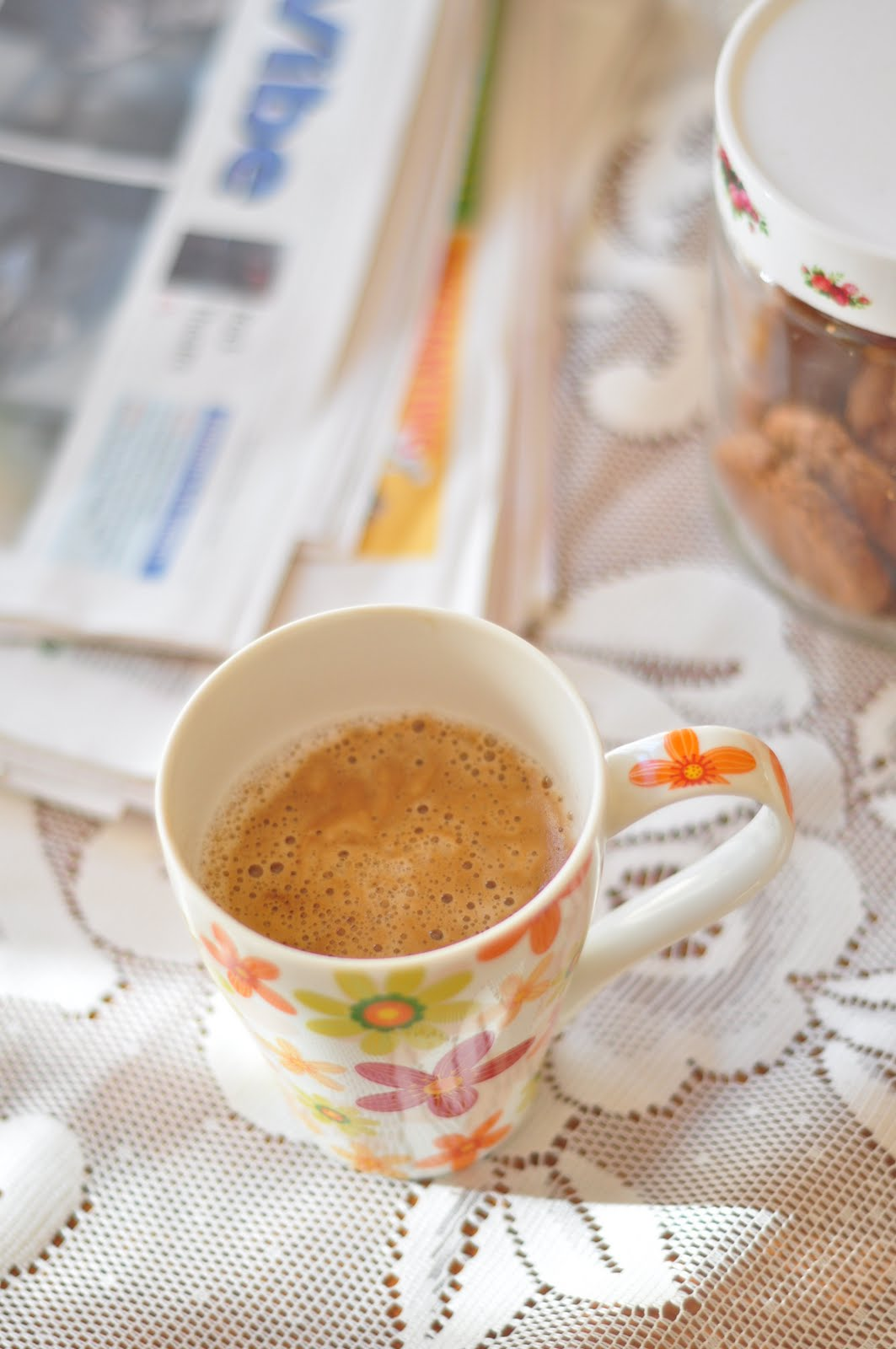 Served with love: Indian Espresso Coffee
