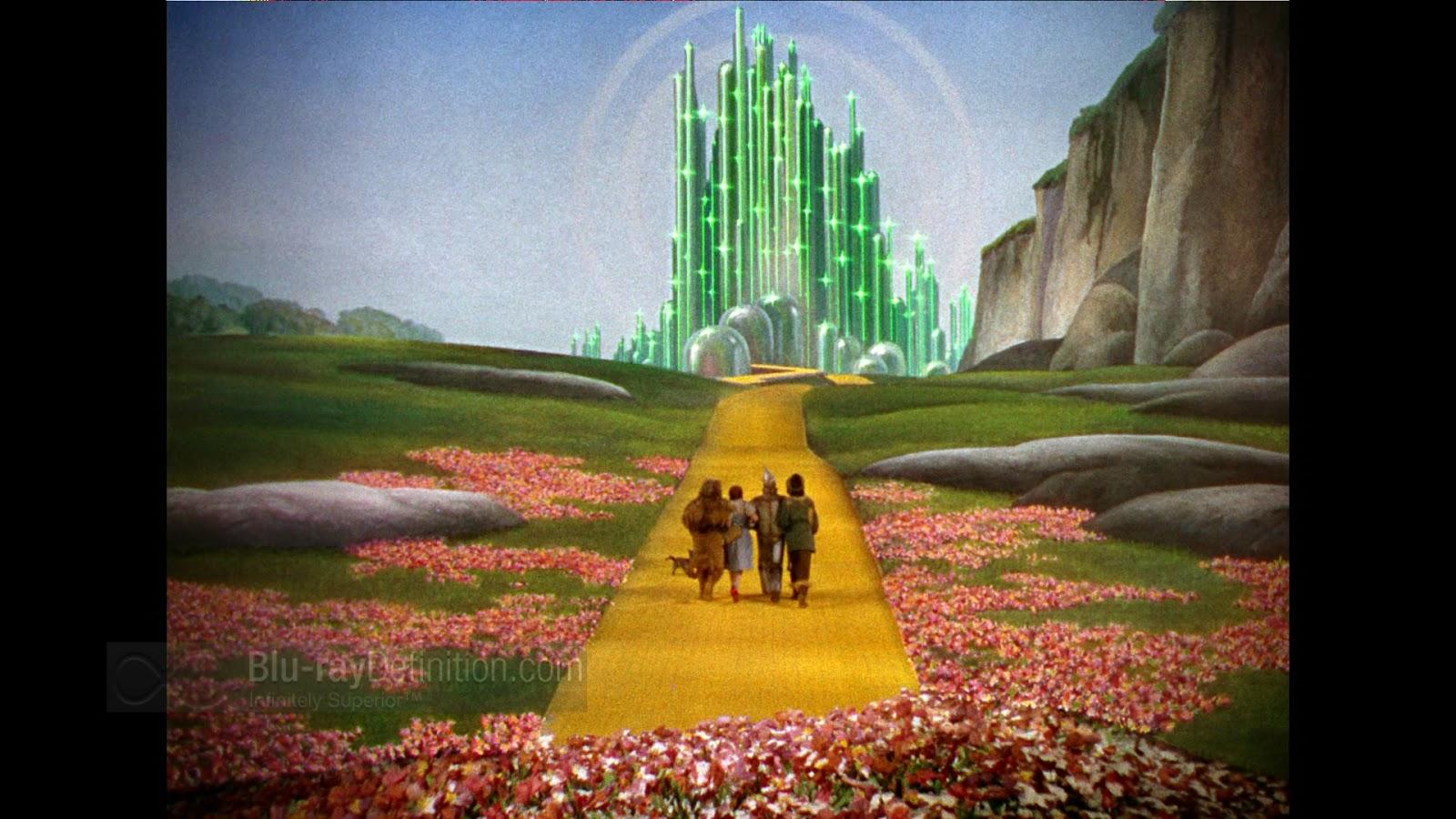 Wizard Of Oz Yellow Brick Road Prisoner Of Hope: Foll...