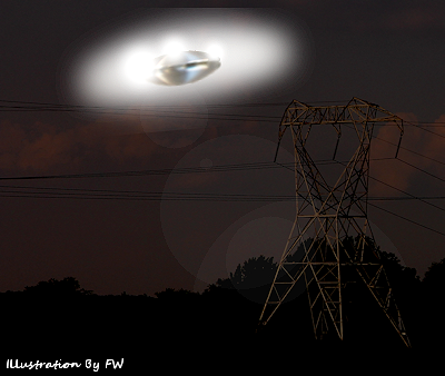 'Huge' UFO Reported Hovering Over Texas Town 8-24-14