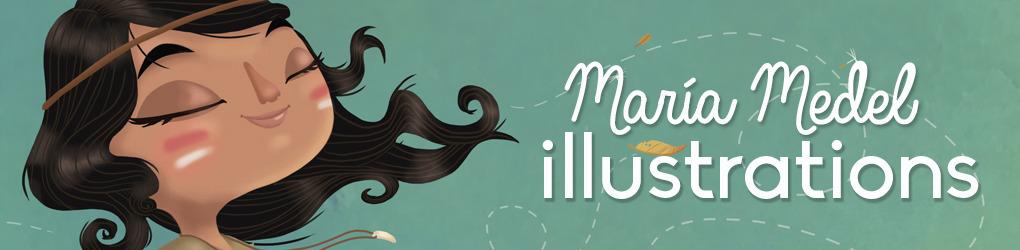 María Medel Ilustrations