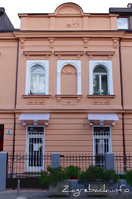 Petrova 6 - fasada