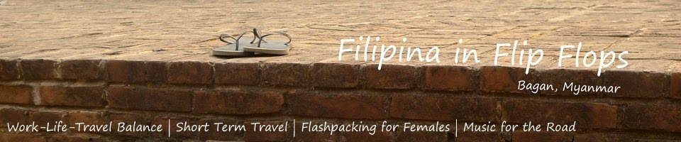 Filipina in Flip Flops | Travel Tales and the City Life of a Filipina