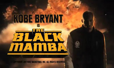 The Black Mamba - Kobe Bryant