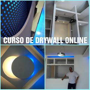 CURSO DE DRYWALL ONLINE