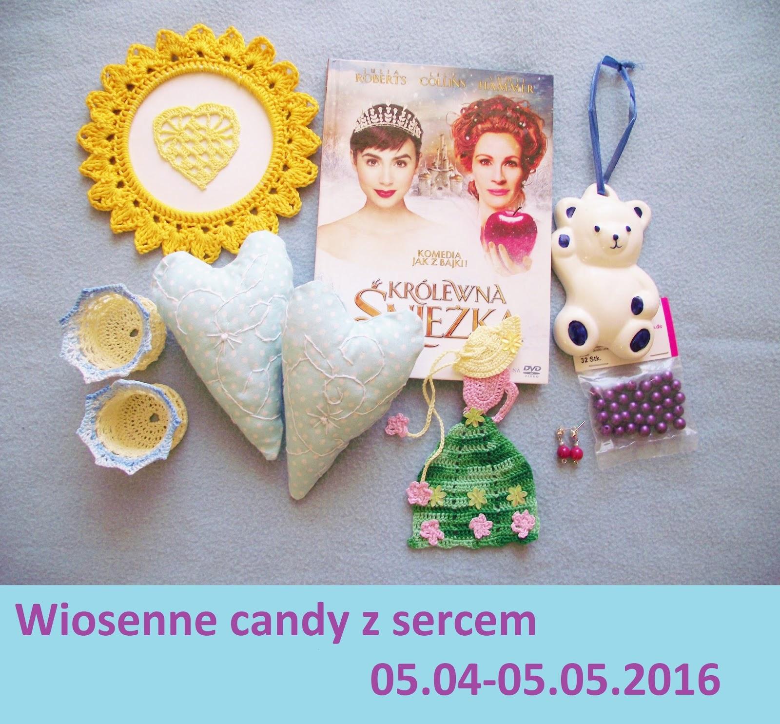 Wiosenne Candy do 5.04.